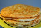 Быстрые сырные лепёшки, сырные лепешки, лепешки